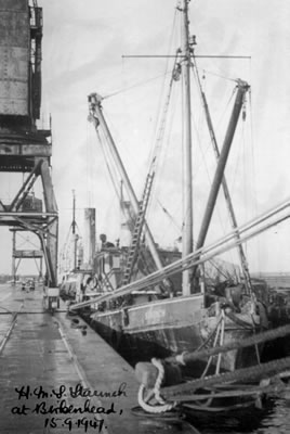 HMS Staunch